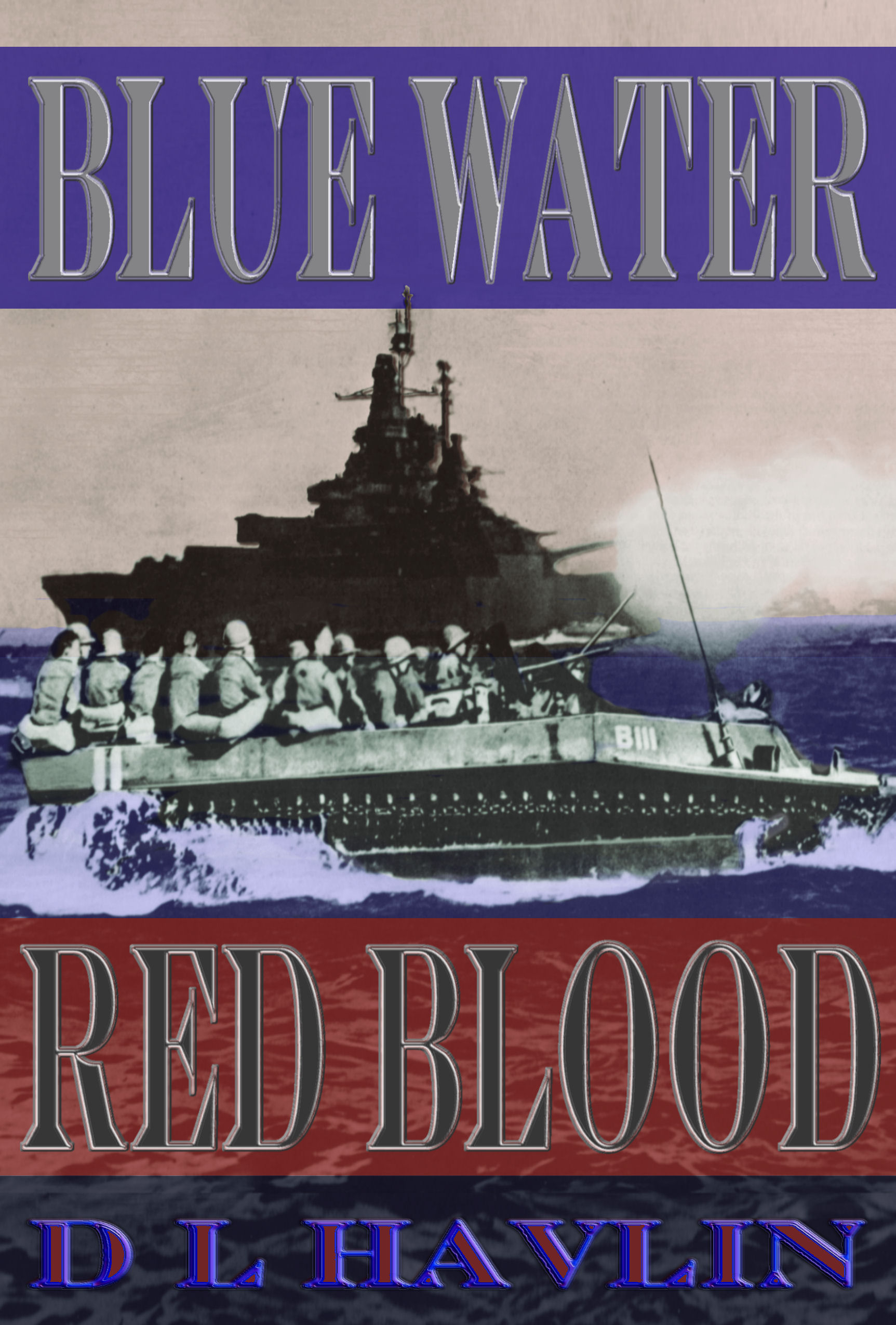 Blue Water-Red Blood
