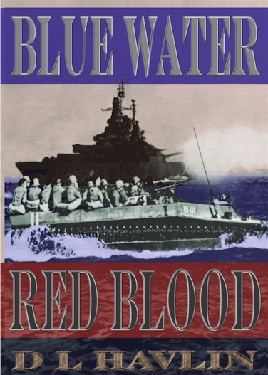 Blue Water Cover front