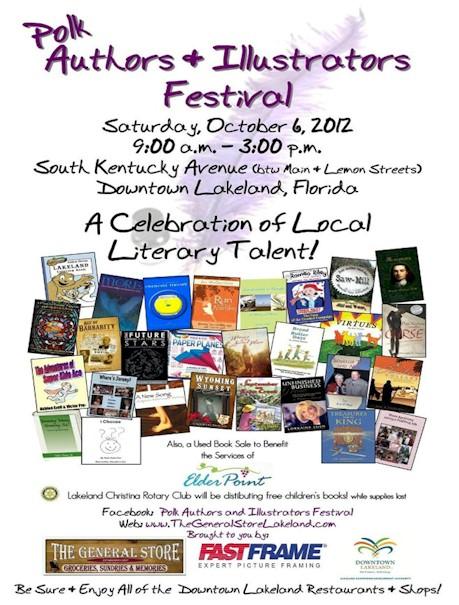 Polk Festival Flyer