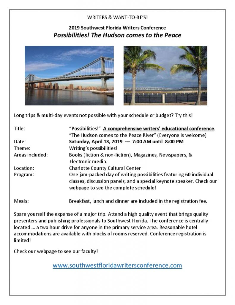 Southwest Florida Writers Conference |
